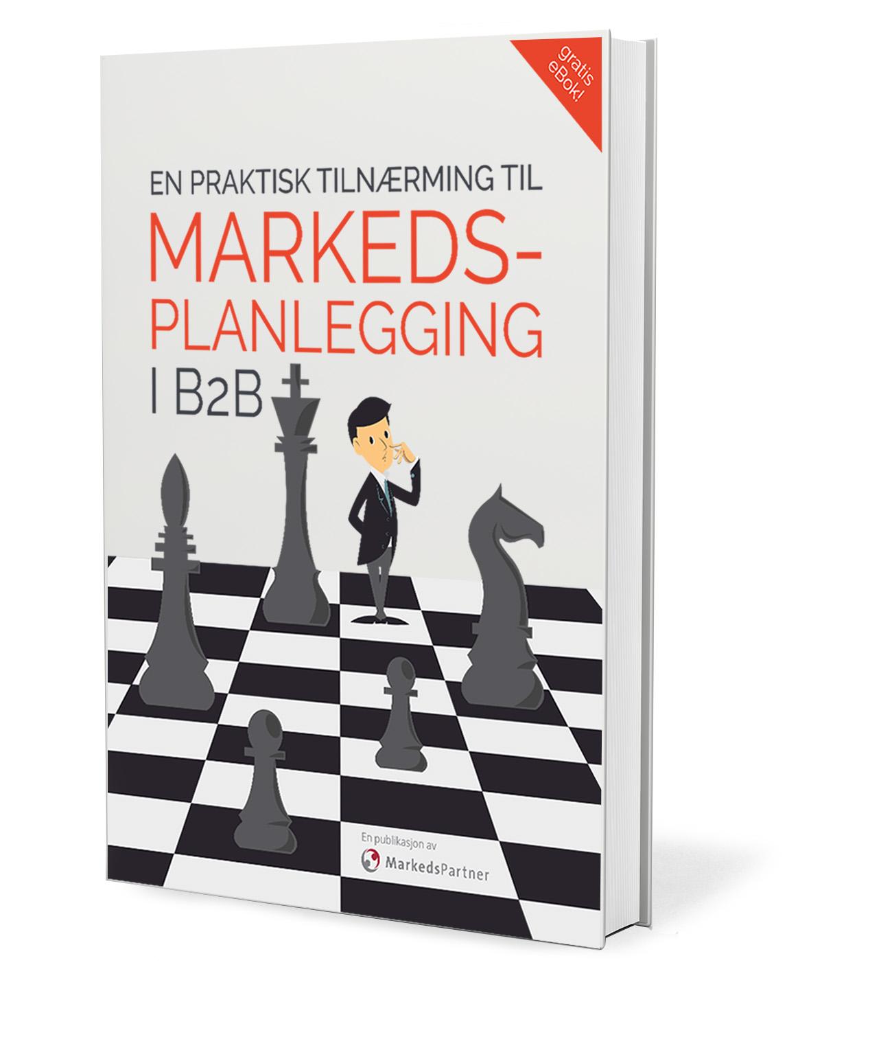 Last ned gratis e-bok om markedsplanlegging i B2B