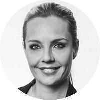 Susanne Rönnqvist Ahmadi, HubSpot BW 200x200 round