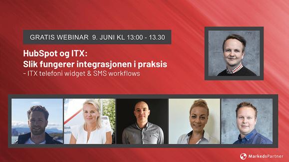 HubSpot_og_ITX_Slik_fungerer_integrasjonen_i_praksis_ITX_telefoni_widget_og_SMS_workflows